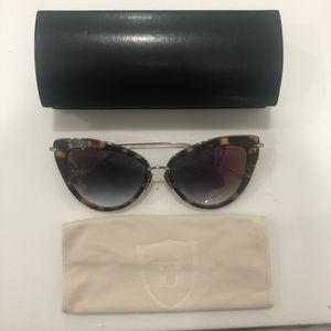 DITA Heart Breaker Sun Glasses 💯 Authentic!